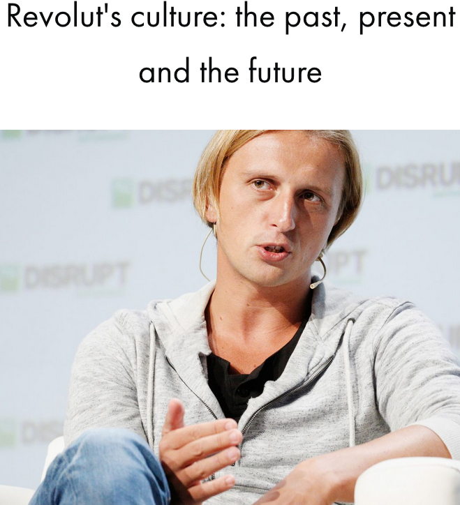 Revolut Ceo Responds to criticisms